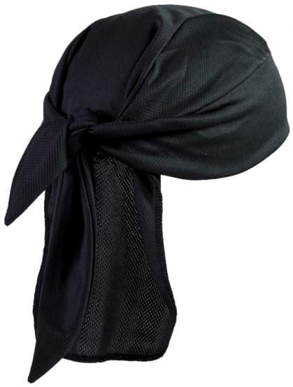 Chusta kolarska Rogelli BANDANA, czarna