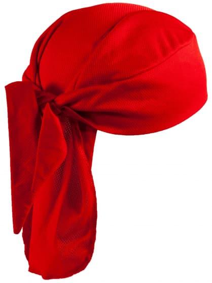 Chusta kolarska Rogelli BANDANA, czerwona