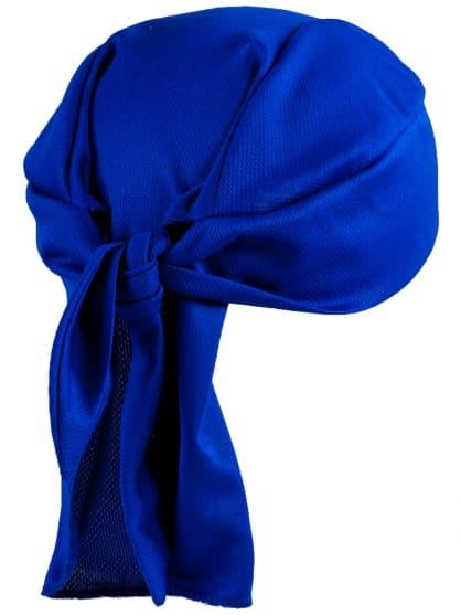Chusta kolarska Rogelli BANDANA, niebieska