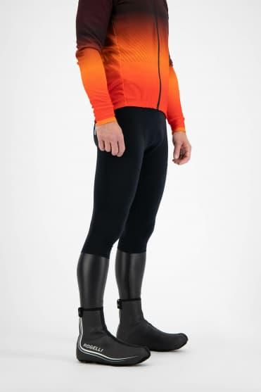 Termiczne wodoodporne ochraniacze neoprenowe na buty rowerowe HYDROTEC, czarne