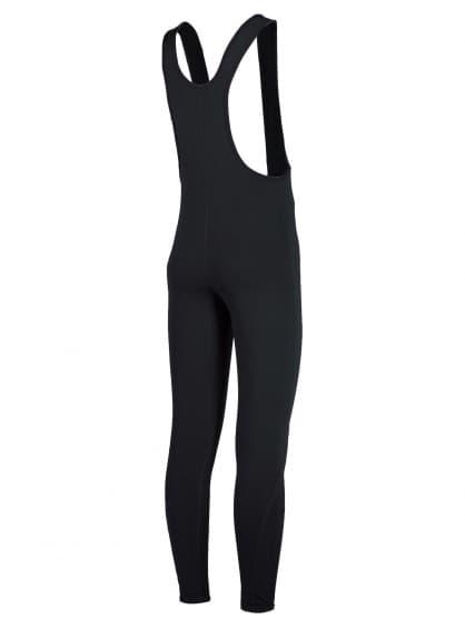 Ocieplane spodnie sportowe PERANO, czarne