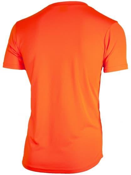Funkcjonalna koszulka Rogelli PROMOTION, pomarańczowa
