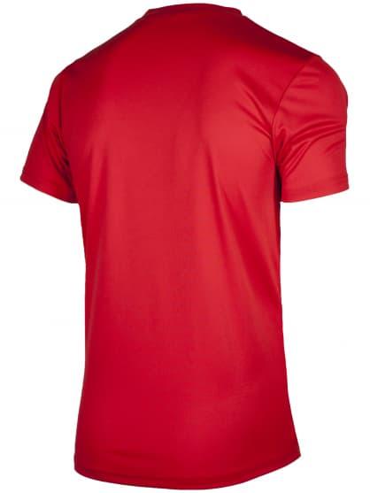 Funkcjonalna koszulka Rogelli PROMOTION, czerwona