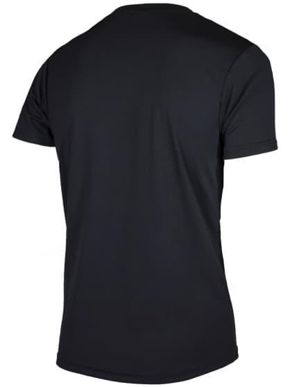 Funkcjonalna koszulka Rogelli PROMOTION dziecięca, czarna