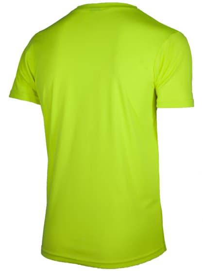 Funkcjonalna koszulka Rogelli PROMOTION, żółta