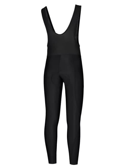 Cienkie spodnie rowerowe Rogelli BASIC DE LUXE, czarne