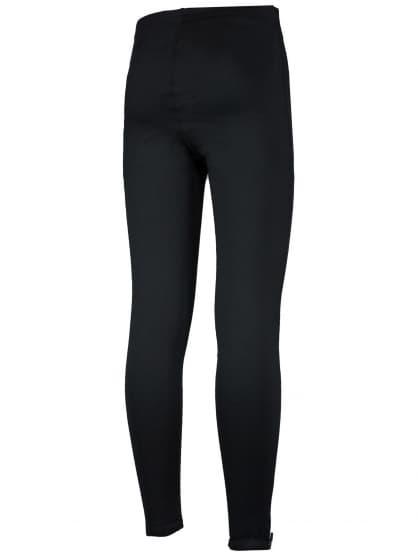 Elastyczne spodnie z zamkami na całej długości Rogelli BRENO, czarne