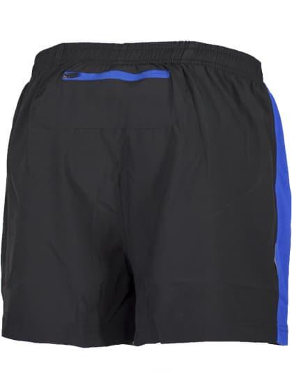 Szorty do biegania Rogelli TARANTO, czarno-niebieskie