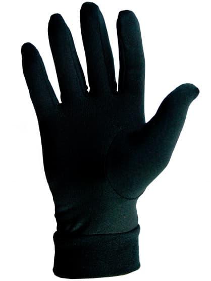 Cienkie rękawiczki sportowe Rogelli OAKLAND, czarne