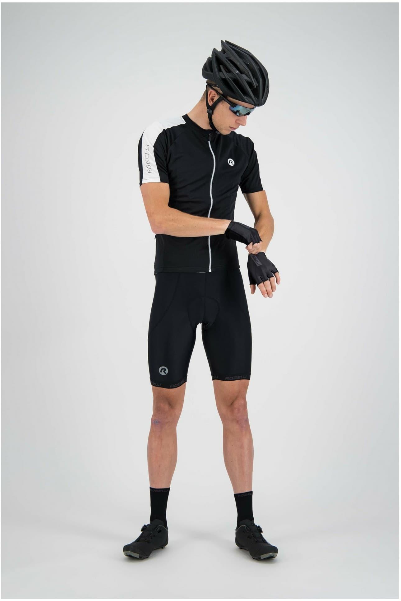Klasyczna koszulka na rower Rogelli EXPLORE z krótkim
