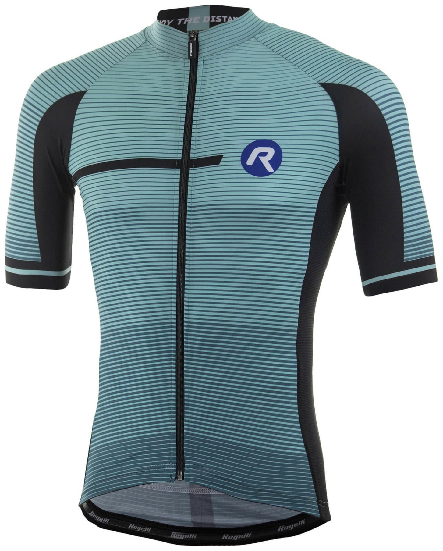 Aerodynamiczna koszulka kolarska Rogelli PENDENZA z krótkim