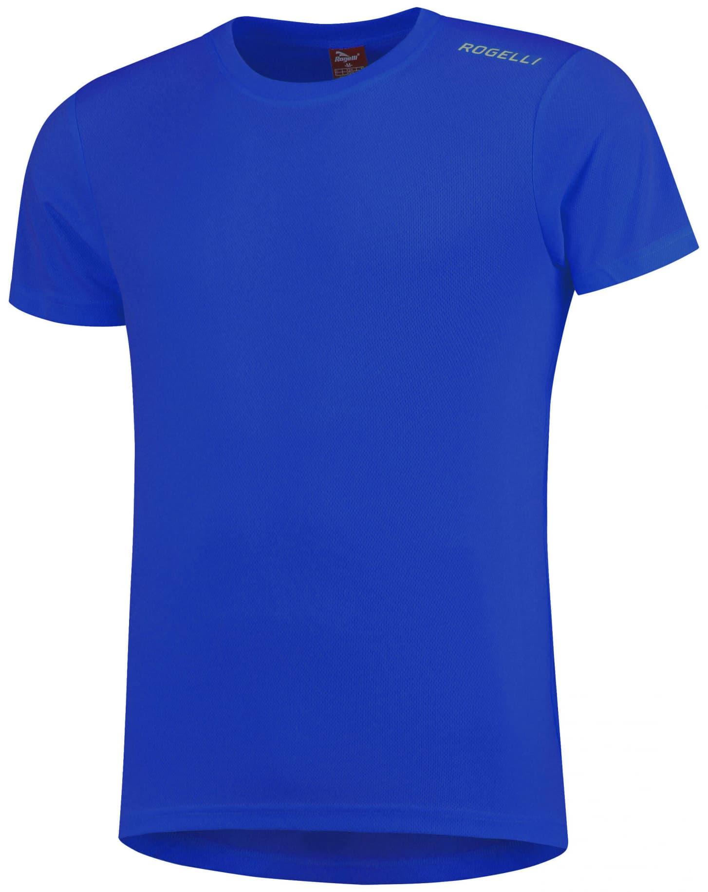 Funkcjonalna koszulka Rogelli PROMOTION dziecięca, niebieska