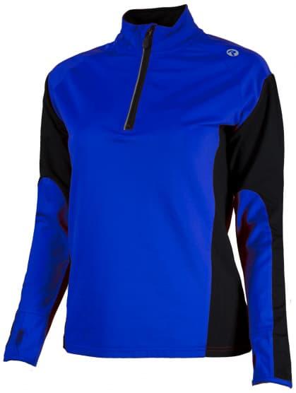 Bluza sportowa Rogelli VISION 2.0 damska, różowa odblaskowa