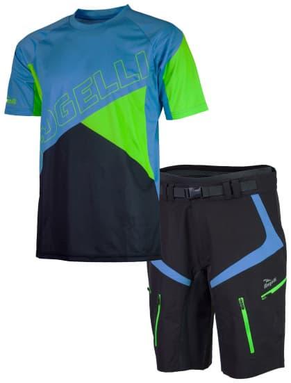 dcfa12b179 Męska odzież kolarska MTB Rogelli ADVENTURE